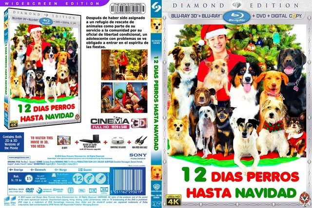 12 Dog Days Till Christmas.T U G K S Video Club 12 Dog Days Till Christmas